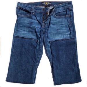 Lucky Brand Sienna Tomboy Crop Jeans Size 27